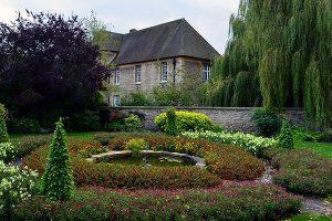 Drenaje jardin pequeño