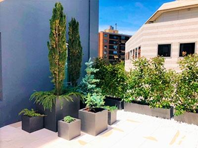 arreglo terrazas Madrid